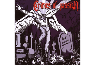 Crimes Of Passion - RIP - (CD)