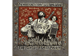 Reverend Peyton's Big Damn Band - The Whole Fam Damnily - (CD)