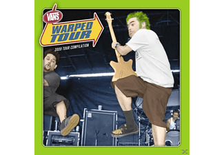 VARIOUS - Warped 2009 Tour Compilation - (CD)