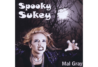 Mal Gray - Spooky Sukey - (CD)