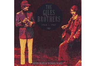 The Giles Brothers - 1962-1967 - (CD)
