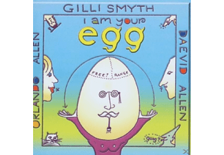 Gong - I Am Your Egg - (CD)