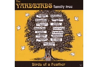 The Yardbirds Family Tree - Birds Of A Father - (CD)