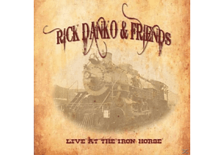 Rick Danko - Iron Horse Northhampton 1995 - (CD)