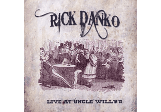 Rick Danko - Live At Uncle Willys 1989 - (CD)