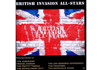 British Invasion All Stars - British Invasion All-Stars - (CD)
