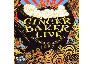 Ginger Baker - Live In Munich 1987 - (CD)