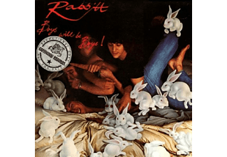 Rabbitt - Boys Will Be Boys - (CD)