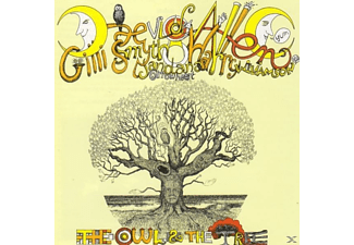 Daevid / Mother Gong Allen - The Owl & The Tree - (CD)
