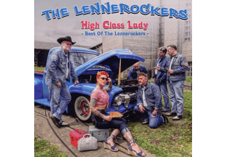 The Lennerockers - High Class Lady-Best Of The Lennerockers - (CD)