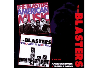 The Blasters - American Music/Trouble Bound - (CD)
