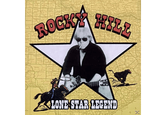 Rocky Hill - Lone Star Legend - (CD)