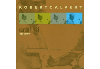 Robert Calvert - Ejection-Cardiff 1988 - (CD)