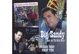 Big Sandy And His Fly-rite Boys - Big Sandy And His Fly-Rite Boys/Swingin' West - (CD)