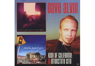 Dave Alvin - King Of California/Interstate City - (CD)
