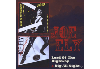 Joe Ely - Lord Of The Highway/Dig All Night - (CD)