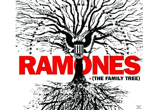 Ramones - The Family Tree - Solo & Side Projects - (CD)