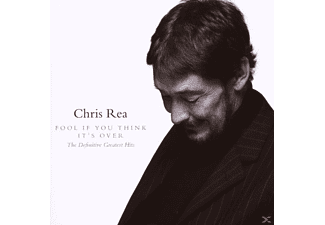 Chris Rea - Fool If You Think It's Over - The Definitive Greatest Hits (CD)