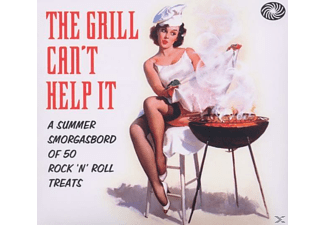 VARIOUS - The Grill Can't Help It (Rock'n'roll) - (CD)