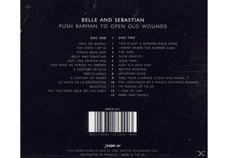 Sebastian - Push Barman To Open Old Wounds (Jwl Case) [CD]