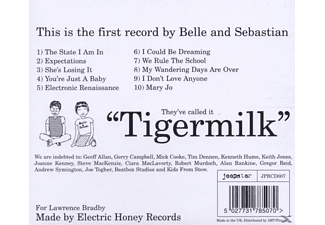 Sebastian - Tigermilk - (CD)