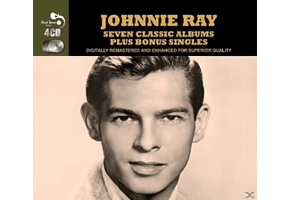 Johnnie Ray - 7 Classic Albums Plus - (CD)