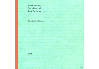 Jack DeJohnette, Keith Trio Jarrett - Standards In Norway - (CD)