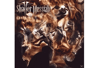 Shatter Messiah - God Burns Like Flesh - (CD)