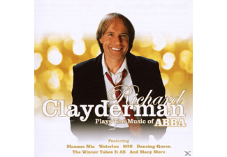 Richard Clayderman - Plays The Music Of Abba - (CD)