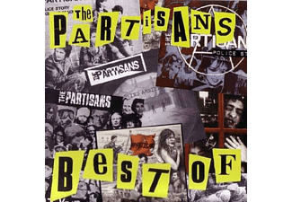 The Partisans - Best Of Partisans - (CD)
