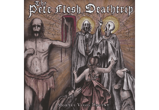 The Pete Flesh Deathtrip - Mortui Vivos Docent - (CD)