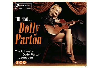 Dolly Parton - The Real...Dolly Parton [CD]