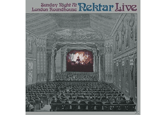 Nektar - Live-Sunday Night At London Round - (Vinyl)