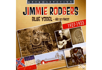 Jimmie Rodgers - Blue Yodel - (CD)