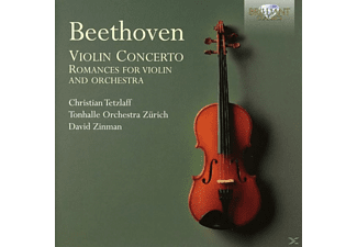 Tetzlaff Christian - Violin Concerto - (CD)