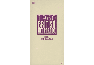VARIOUS - 1960 British Hit Parade Pt.2 (July - Dec) [Box-Set] - (CD)