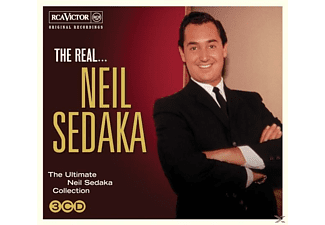 Neil Sedaka - The Real...Neil Sedaka - (CD)