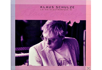 Klaus Schulze - La Vie Electronique Vol.10 [CD]