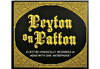 Reverend Peyton's Big Damn Band - Peyton On Patton - (CD)