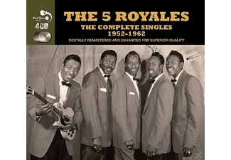 Five Royales - The Complete Singles 1952 - (CD)
