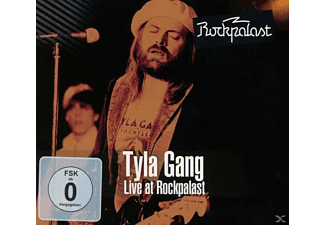 Tyla Gang - Live At Rockpalast (1978) [CD]
