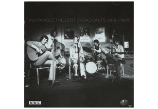 Pentangle - Lost Broadcasts: 1968-1972 - (CD)