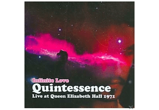 Quintessence - Rebirth - (CD)
