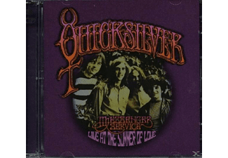 Quicksilver Messenger Service - LIVE AT THE SUMMER OF LOVE - (CD)