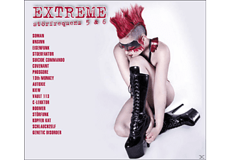 VARIOUS - Extreme Störfrequenz 5+6 - (CD)