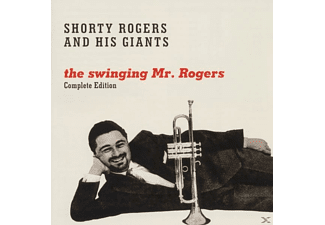 Shorty/giants Rogers - The Swinging Mr.Rogers - (CD)
