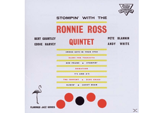 Ronnie Quintet Ross - Stompin' With The Ronnie Ross Quintet - (CD)