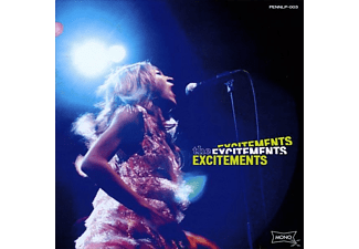 The Excitements - Excitements [CD]