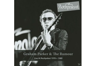 Graham And The Rumour Parker - Live At Rockpalast - (CD)