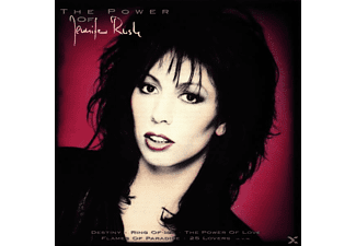 Jennifer Rush - THE POWER OF JENNIFER RUSH - (CD)